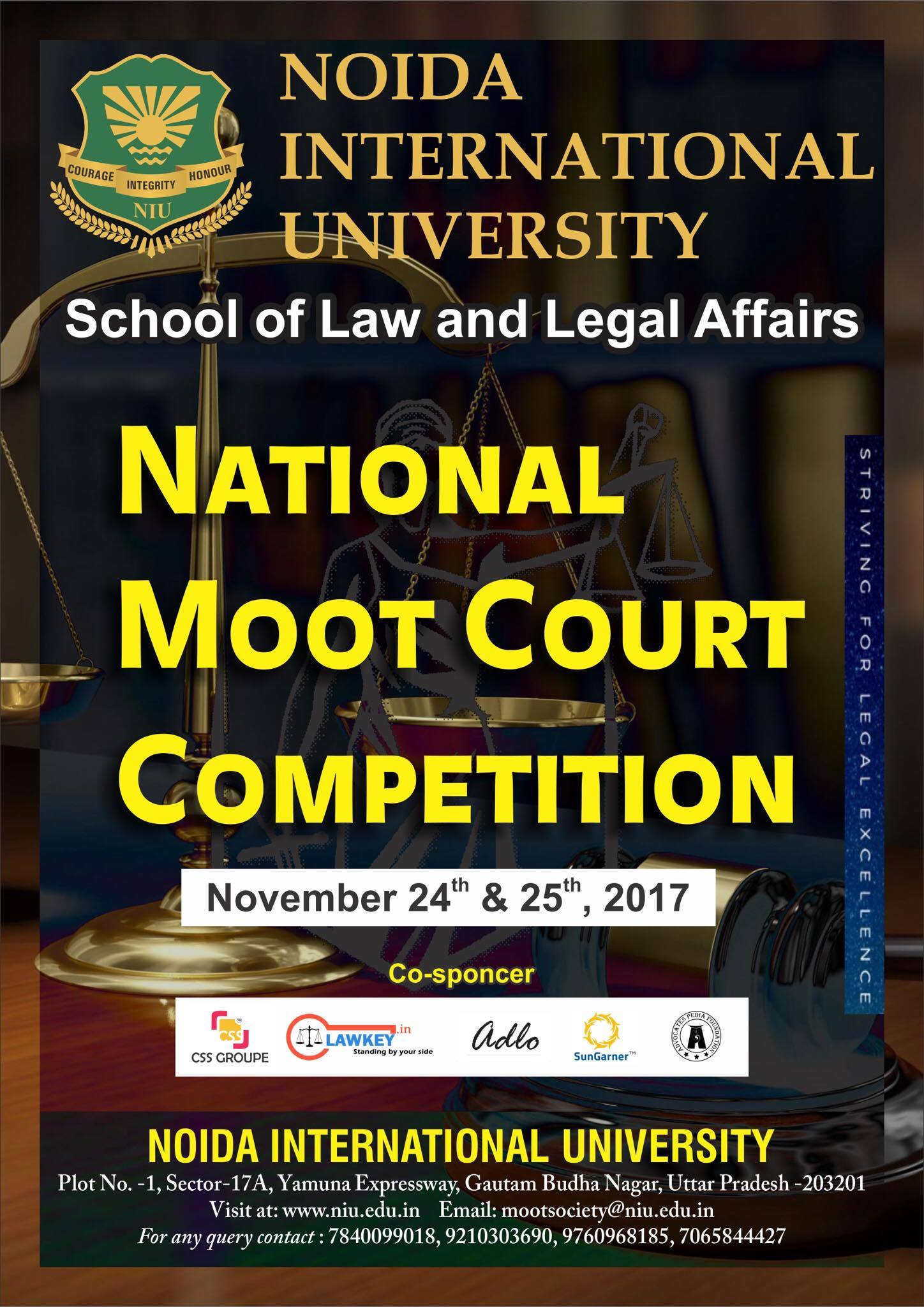 National Moot Competition