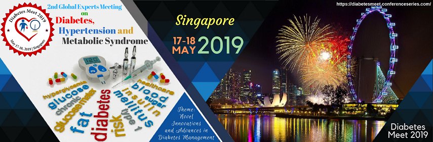 2nd Global Experts Meeting on Diabetes, Hypertension and Metabolic Syndrome 2019