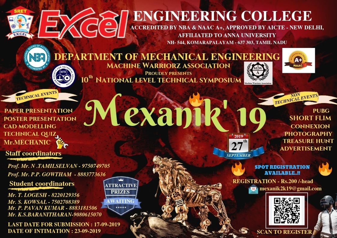 MEXANIK 2K19