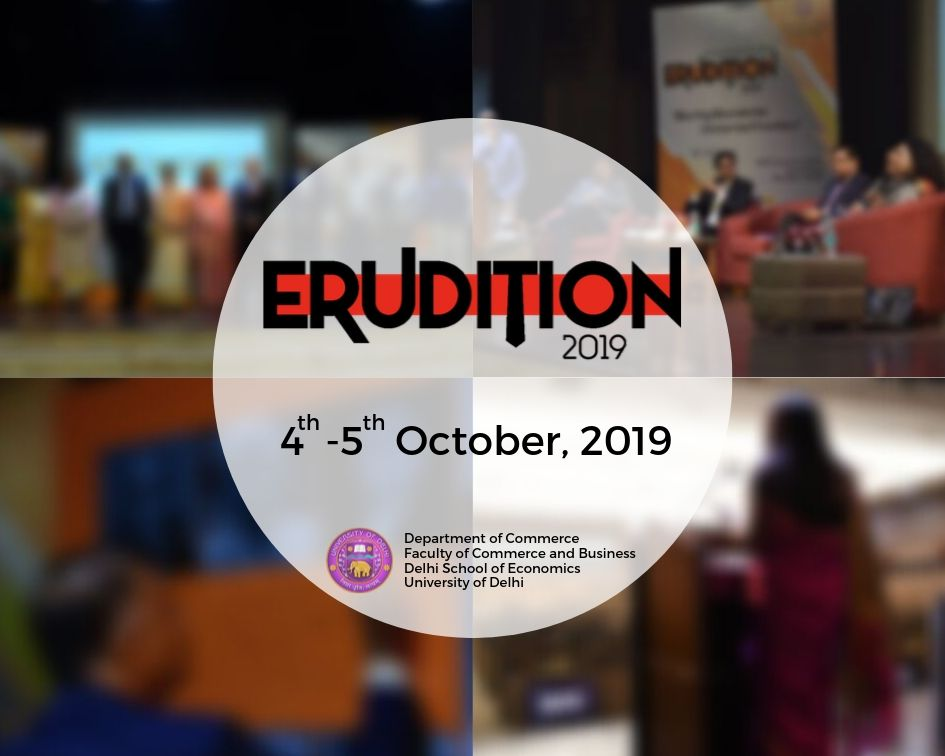 ERUDITION 2019