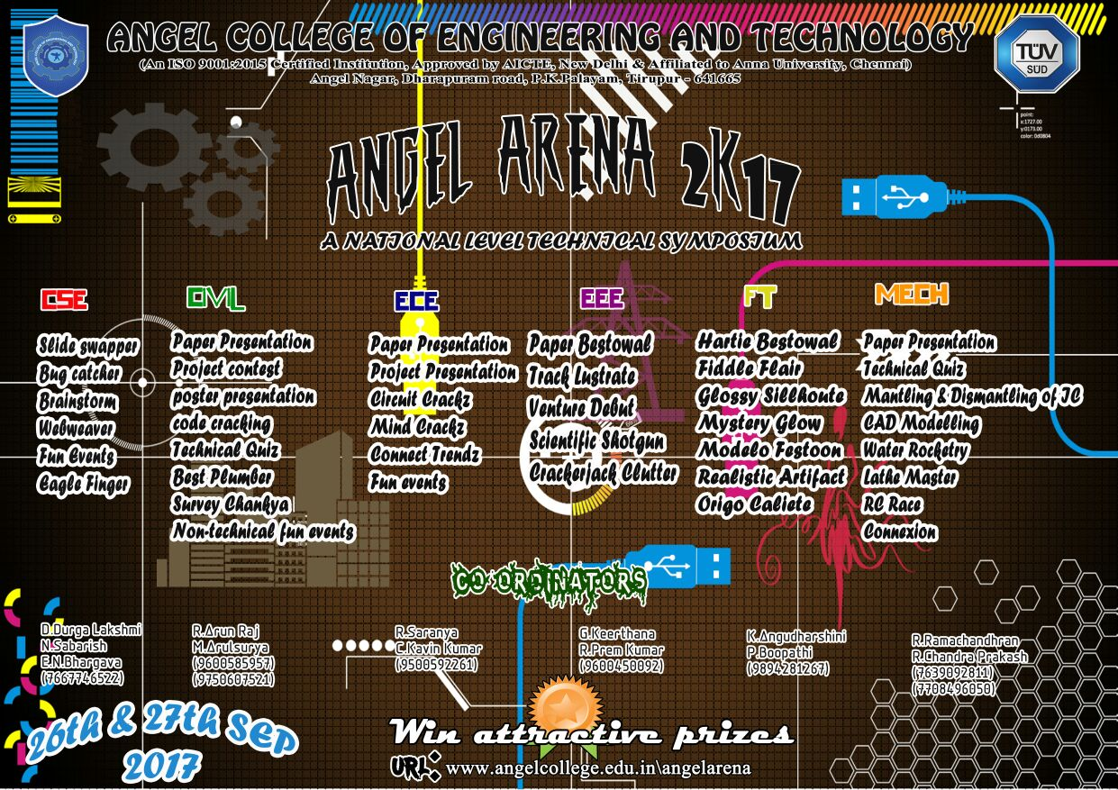 Angel Arena 2K17