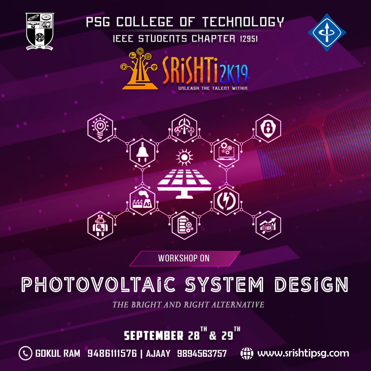 Photovoltaic System Design 2019