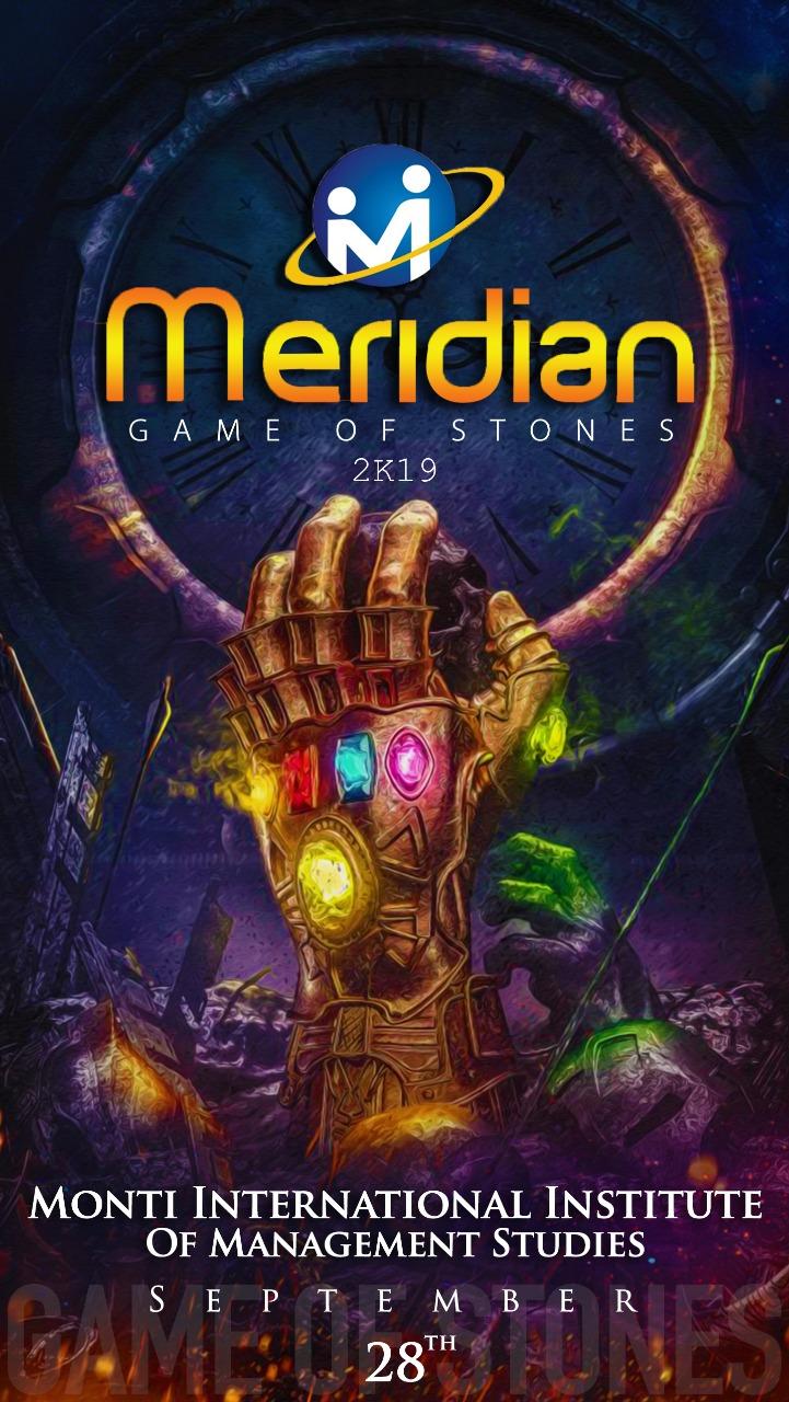 MERIDIAN 2K19