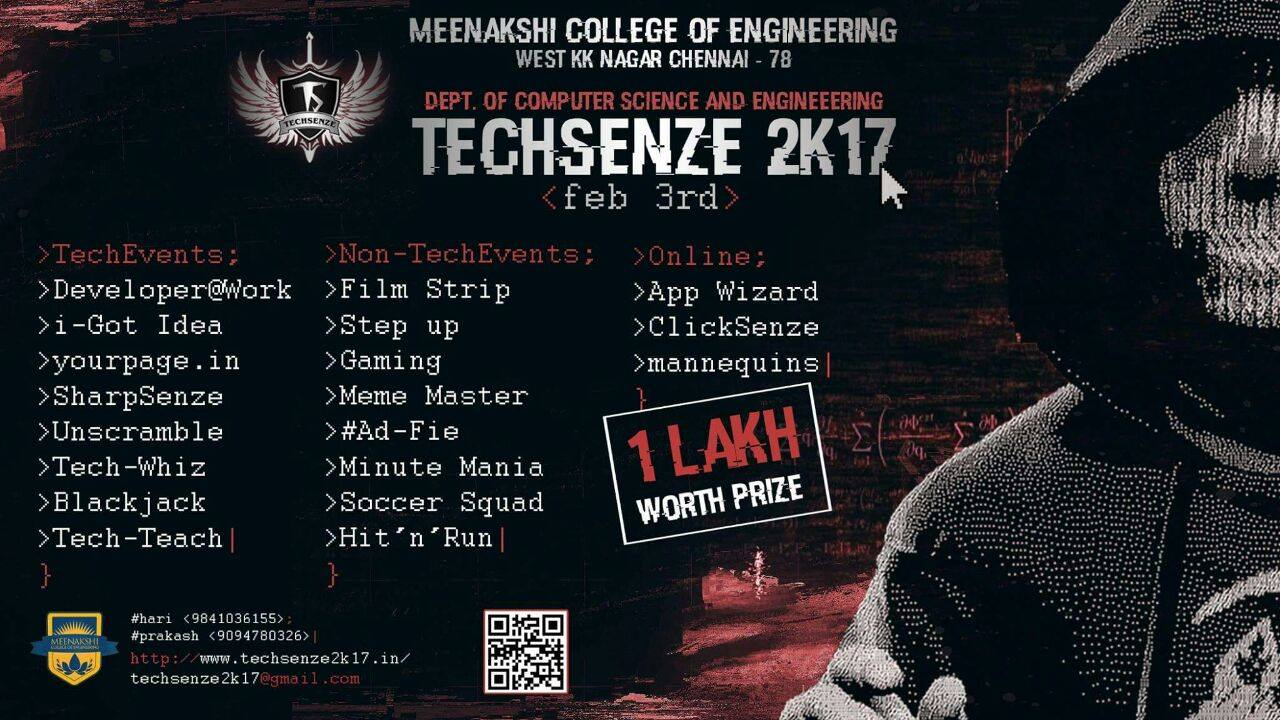 TechSenZe 2k17