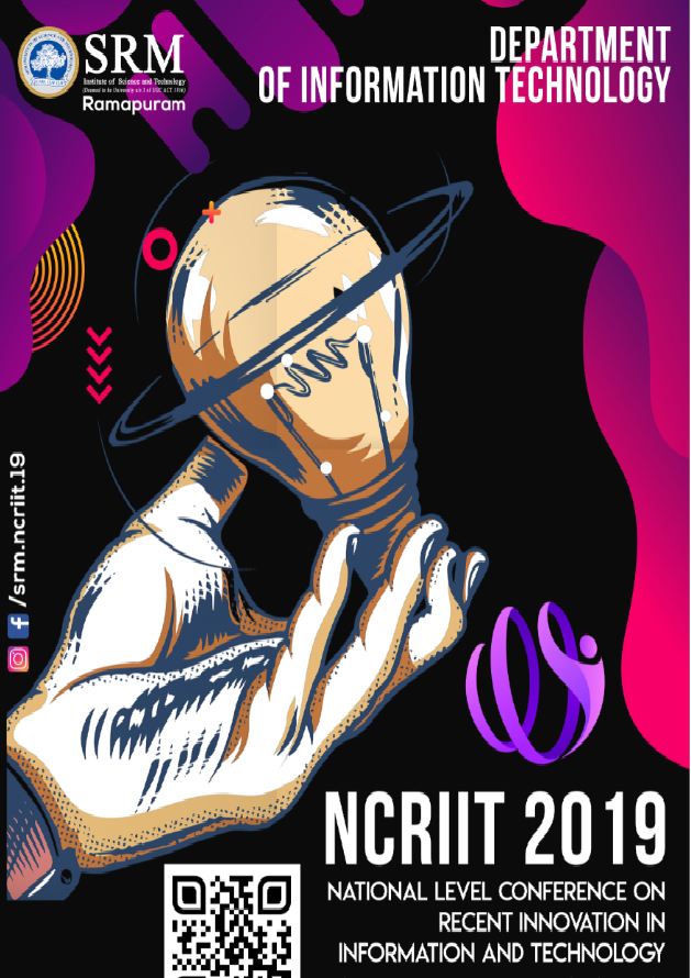 National Conference on Recent Trends and Innovation in Information Technology 2019