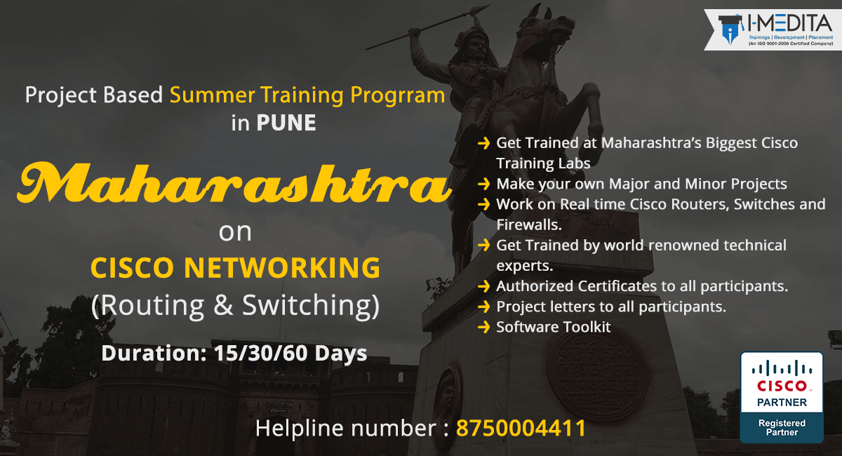 Major-Minor Project Based Summer Training in Pune
