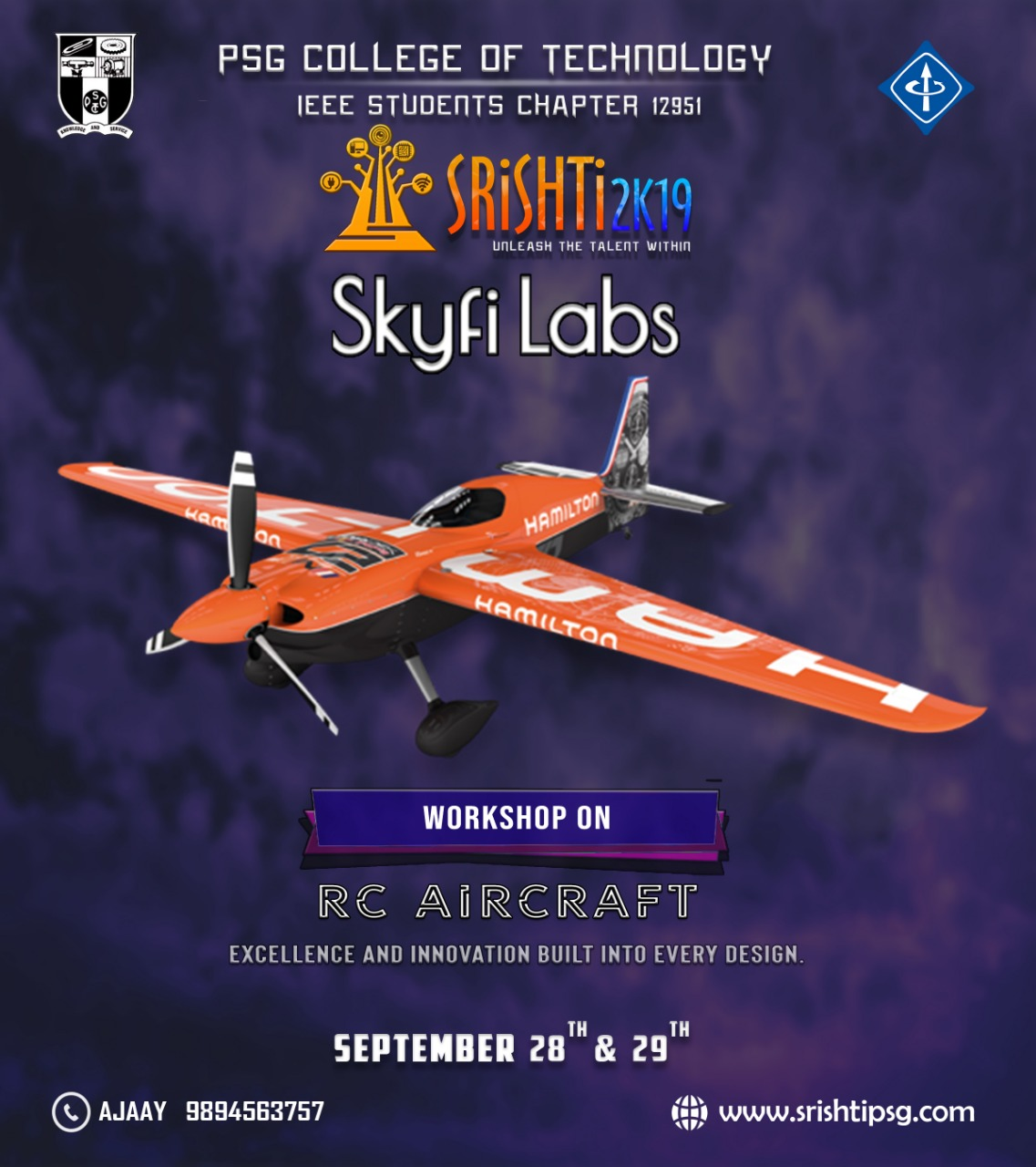 RC Aircraft Design 2019