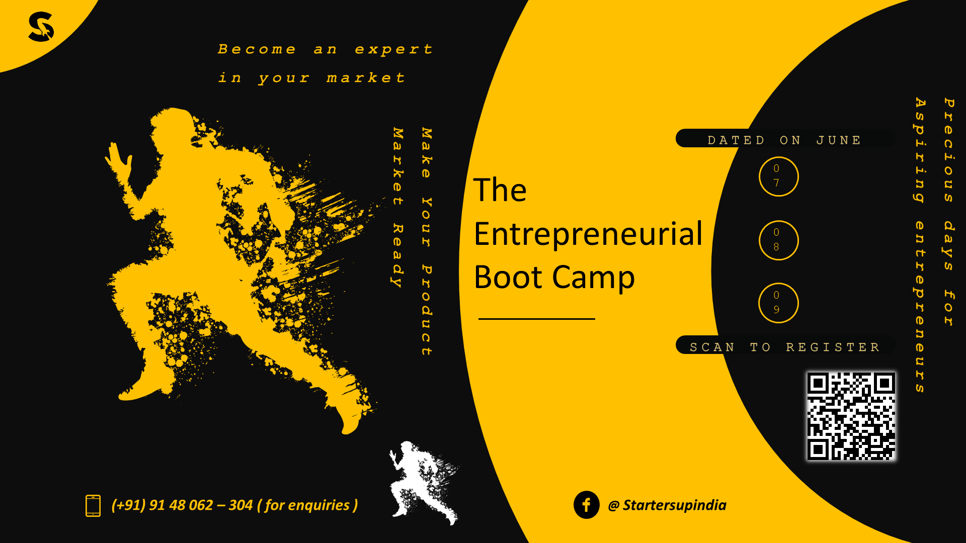 The Entrepreneurial Boot Camp 2018