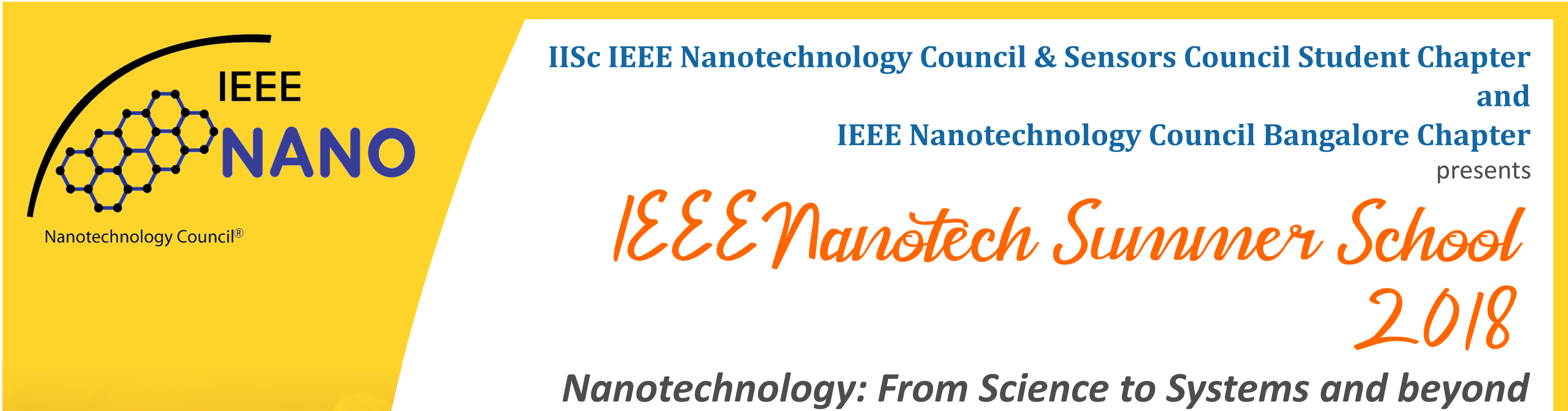 IEEE Nanotechnology Summer School 2018