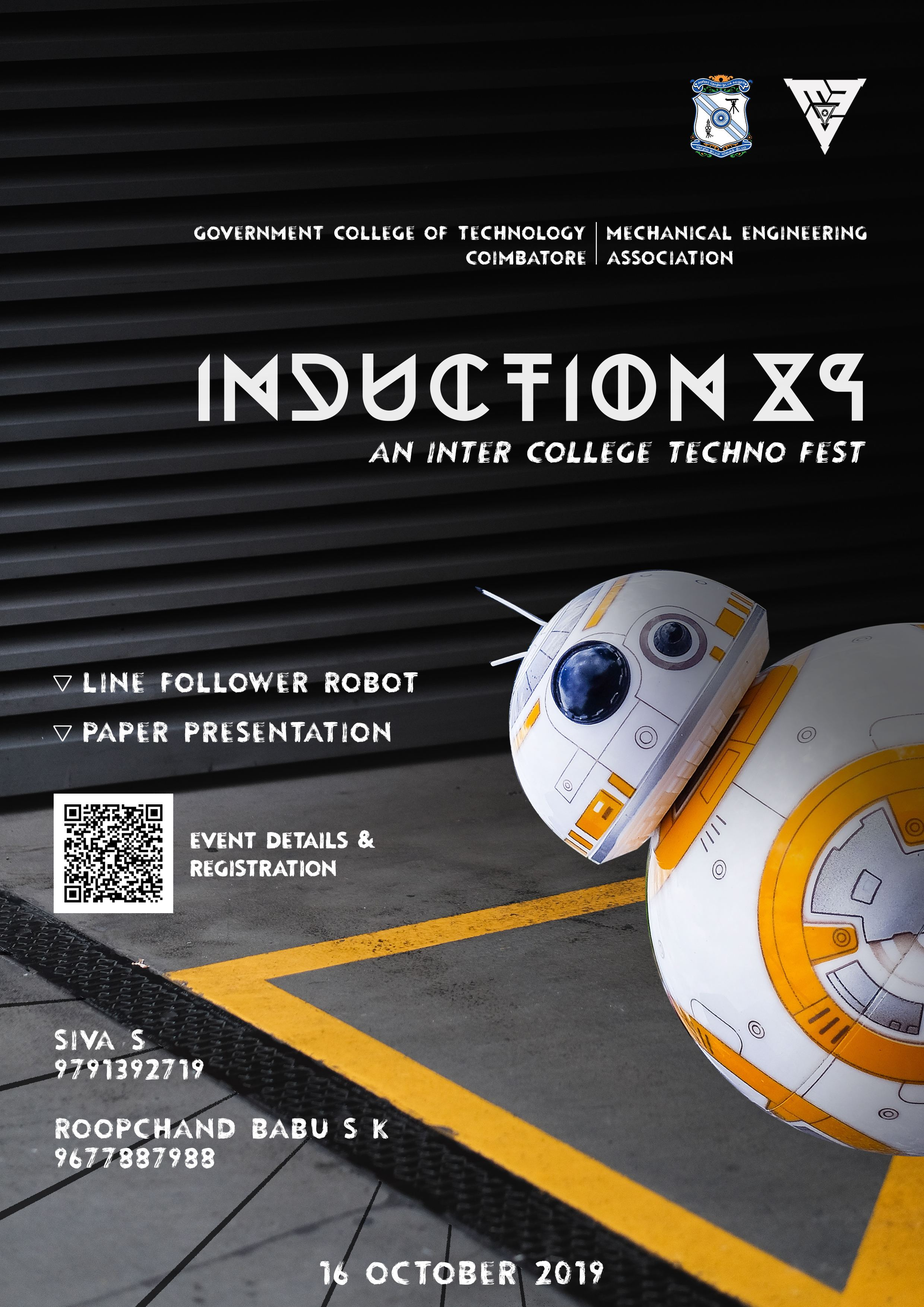 Induction '19