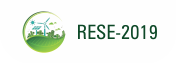 Third International Conference on Renewable Energy and Sustainable Environment RESE 19