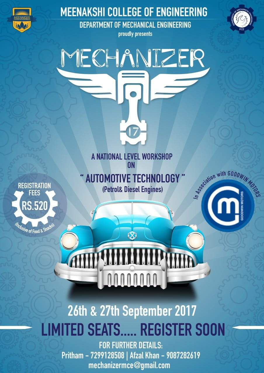 MECHANIZER 17