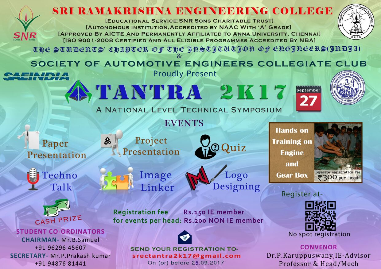 paper presentation in engineering colleges