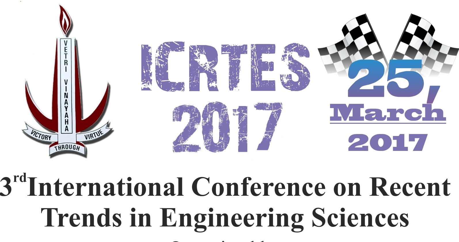 International Conference on Recent Trends in Engineering Sciences ICRTES 2017