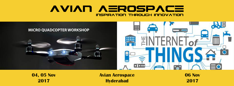 RC Micro Quadcopter Workshop - Internet of Things (IoT) for Industrial Applications Workshop